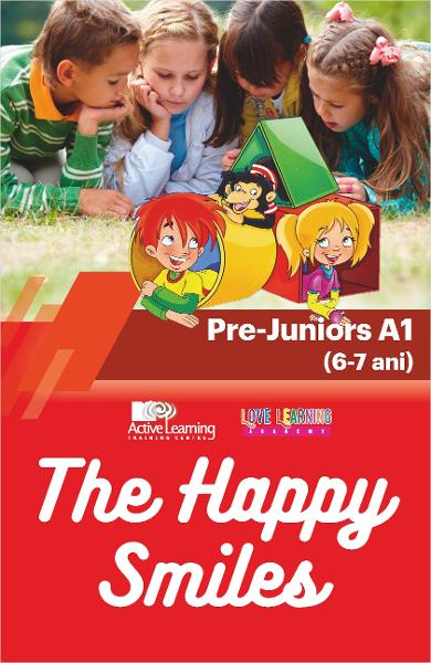 The Happy Smiles - Pre Juniors A1 (6-7 ani)