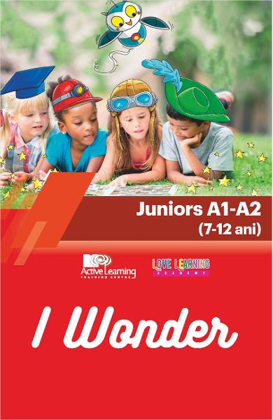 I Wonder – Juniors A1/A2 (7-12 ani)