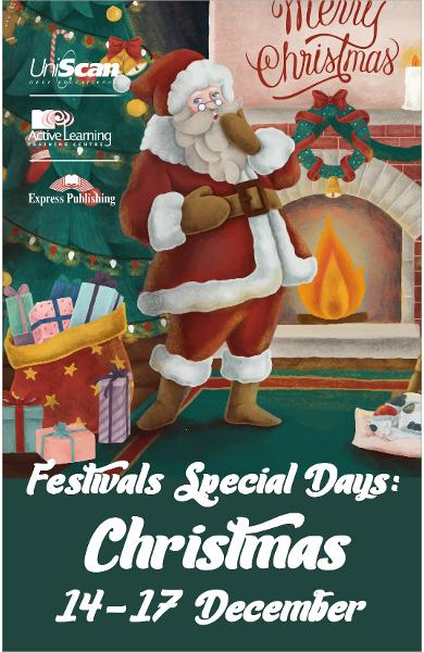 Festivals and Special Days - December Round: Christmas