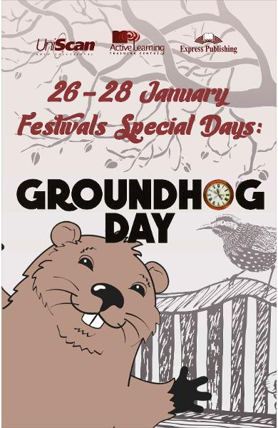 Festivals and Special Days - January Round: Groundhog Day