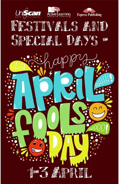 Festivals and Special Days - April Round: April Fool's Day